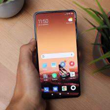 Xiaomi Mi 9T Pro Smartphone in Hand