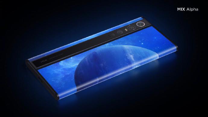Xiaomi Mi Mix Alpha Triple Camera