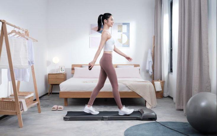 Xiaomi Walkpad C1 Treadmill Advertising