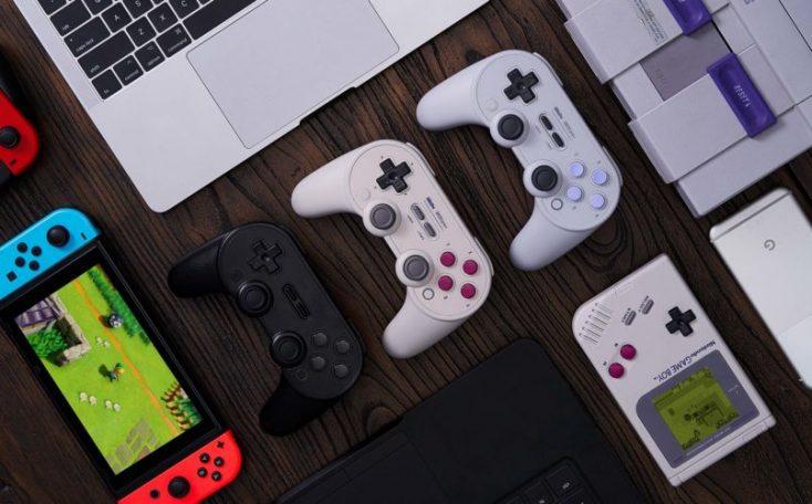 8Bitdo SN30 Pro+ Controller Colors