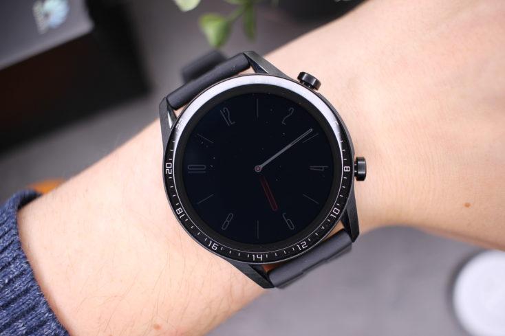 Huawei Watch GT 2 Always on display