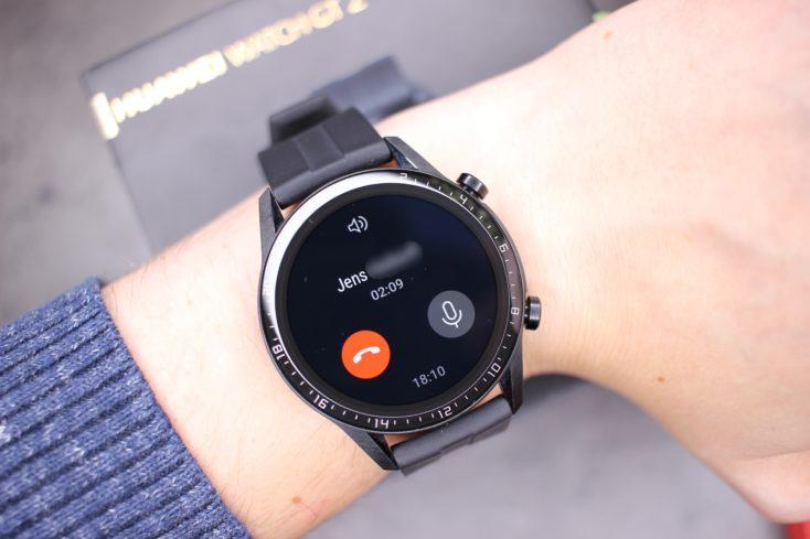 Huawei Watch GT 2 Call