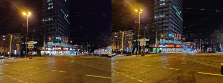 OnePlus 7T Night mode Barbarossaplatz