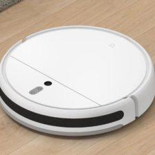 Xiaomi Mi Robot 1C Vacuum Robot Performance