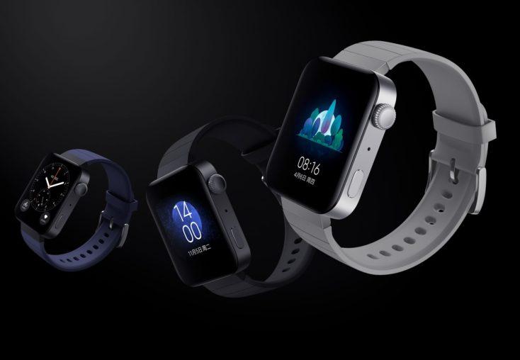Xiaomi Mi Watch Smartwatch-3