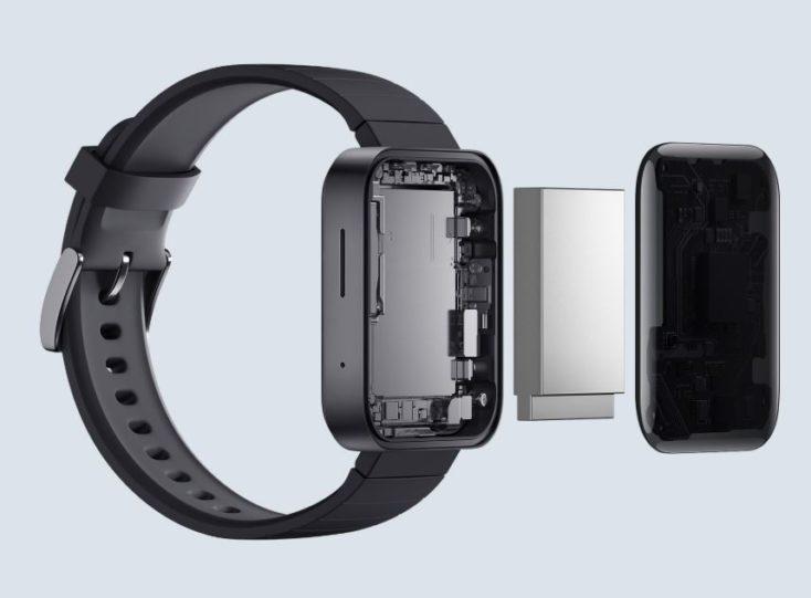 Xiaomi Mi Watch battery