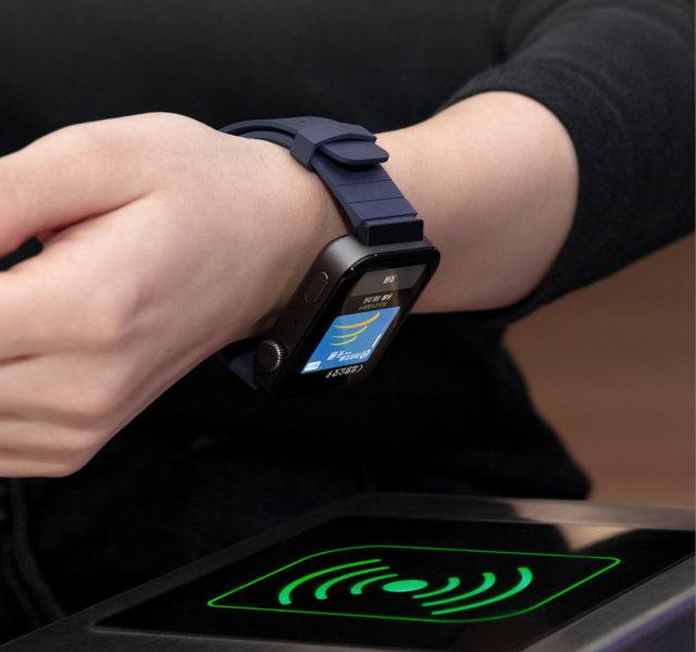 Xiaomi Mi Watch Smartwatch NFC