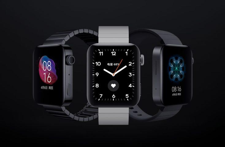 Xiaomi Mi Watch Smartwatch all versions