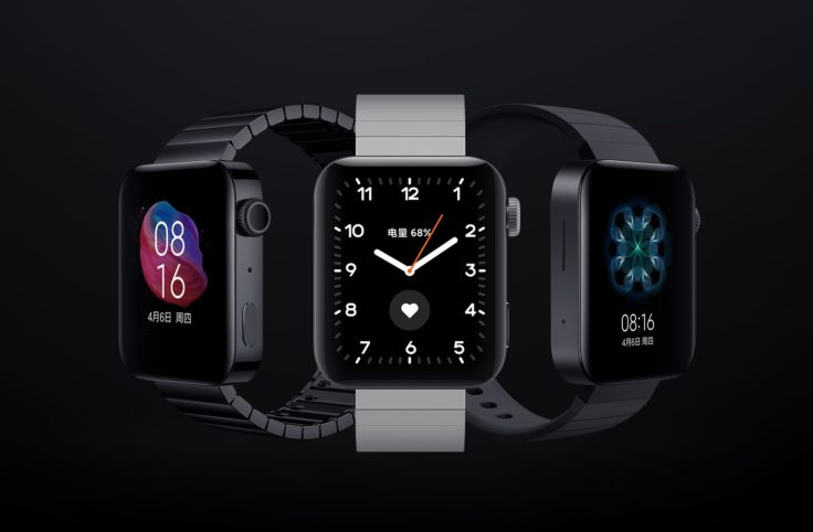 Xiaomi Mi Watch Smartwatch all versions