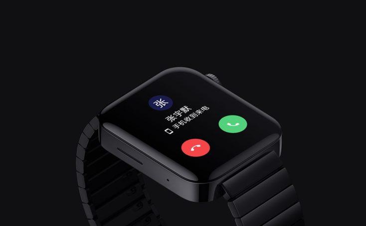 Calling with the Xiaomi Mi Watch Smartwatch