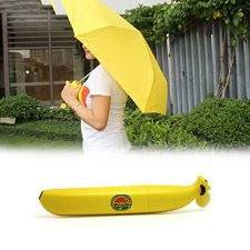 banana umbrella open