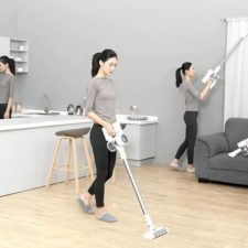 Dreame V10 battery-powered vacuum cleaner Fields of application