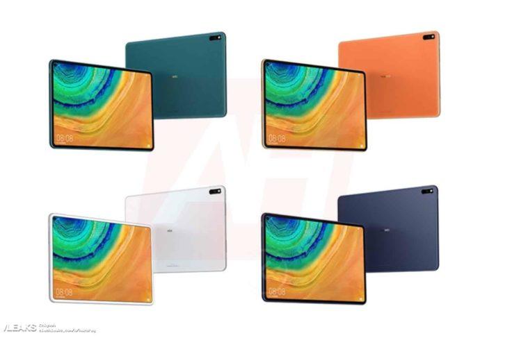 Huawei MatePad Pro Colours