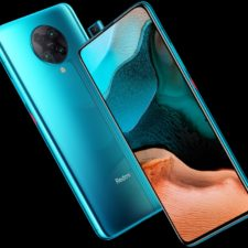 Redmi K30 Pro Smartphone Design