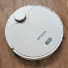 Alfawise V10 Max Vacuum robot top