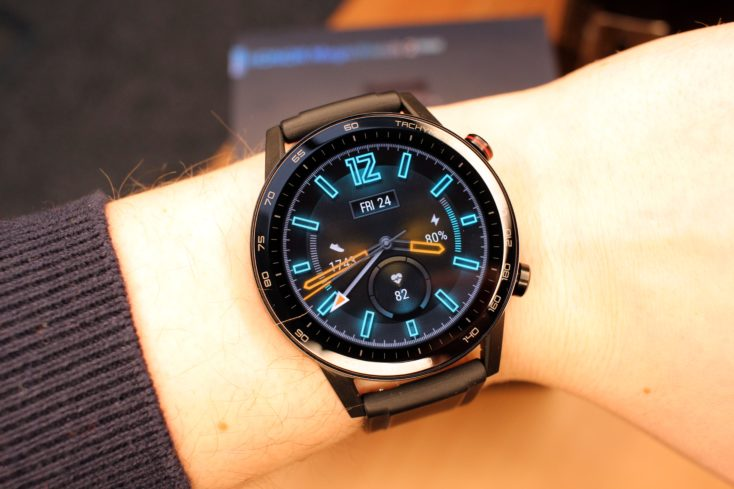 Honor MagicWatch 2 Arm