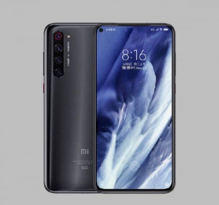 Xiaomi Mi 10 Design