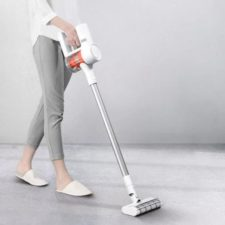 Xiaomi Mijia 1C Battery Vacuum Cleaner Handling