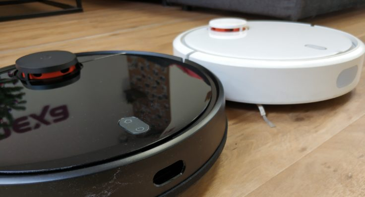 Xiaomi Mijia LDS Version Vacuum Robot Comparison Mi Robot