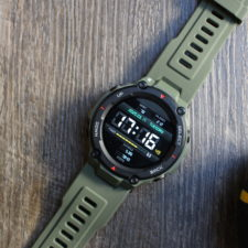 Huami Amazfit T-Rex Smartwatch Display