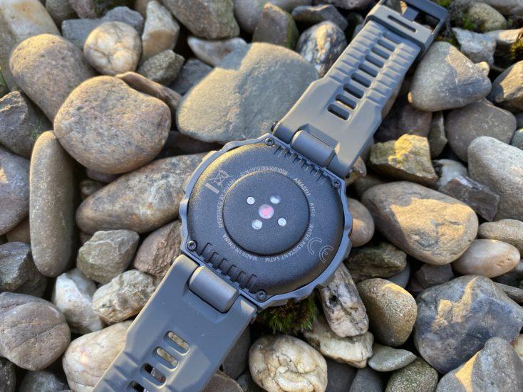 Huami Amazfit T-Rex Smartwatch pulse