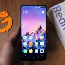 Redmi K30 Smartphone Hands On