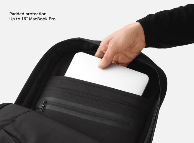 ODA-Hop Rucksack bag modular Laptop MacBook
