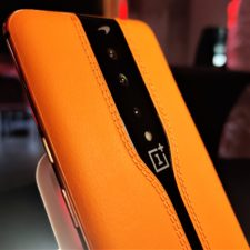 OnePlus Concept One visible camera