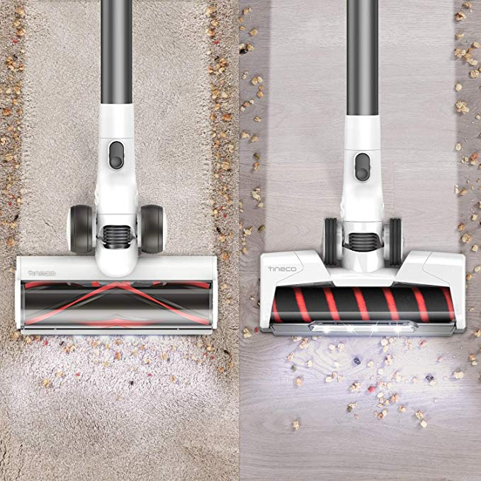 Tineco S12 Plus battery vacuum cleaner Performance