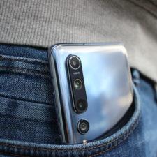 Xiaomi Mi 10 camera module