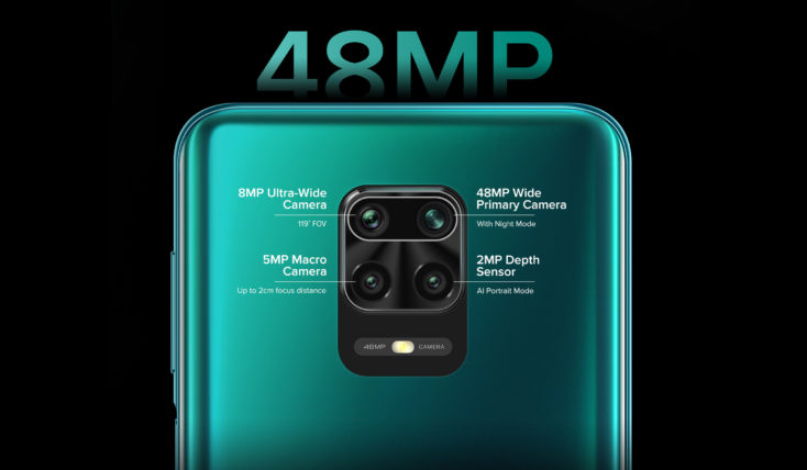 Redmi Note 9S Camera Specs
