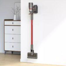 Xiaomi Shunzao Z11 cordless vacuum cleaner wall mount