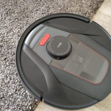 Haier TAB Tabot vacuum robot carpet detection