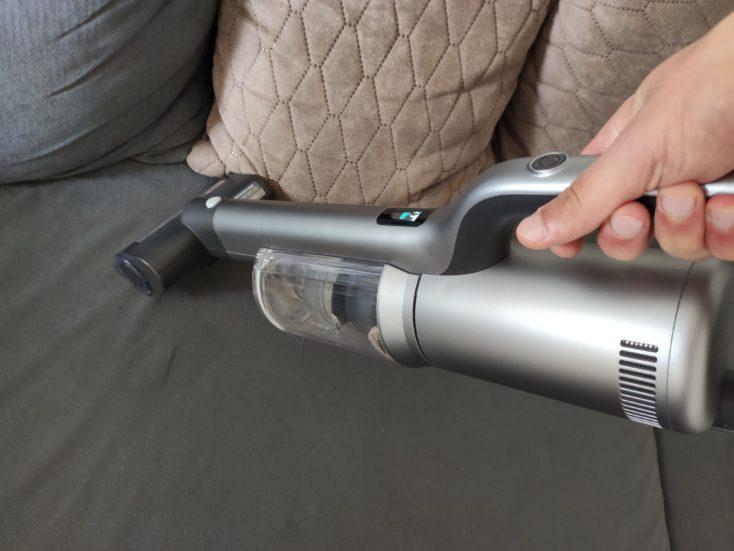 Roidmi NEX 2 Pro Battery Vacuum Cleaner Mite Attachment Hand Vacuum Cleaner Textiles Sofa Cushion