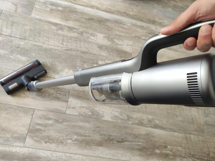 Roidmi NEX 2 Pro cordless vacuum cleaner Performance