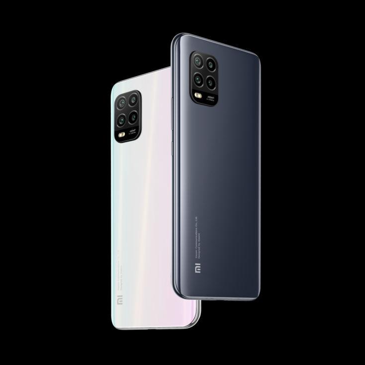 Xiaomi Mi 10 Lite 5G Camera