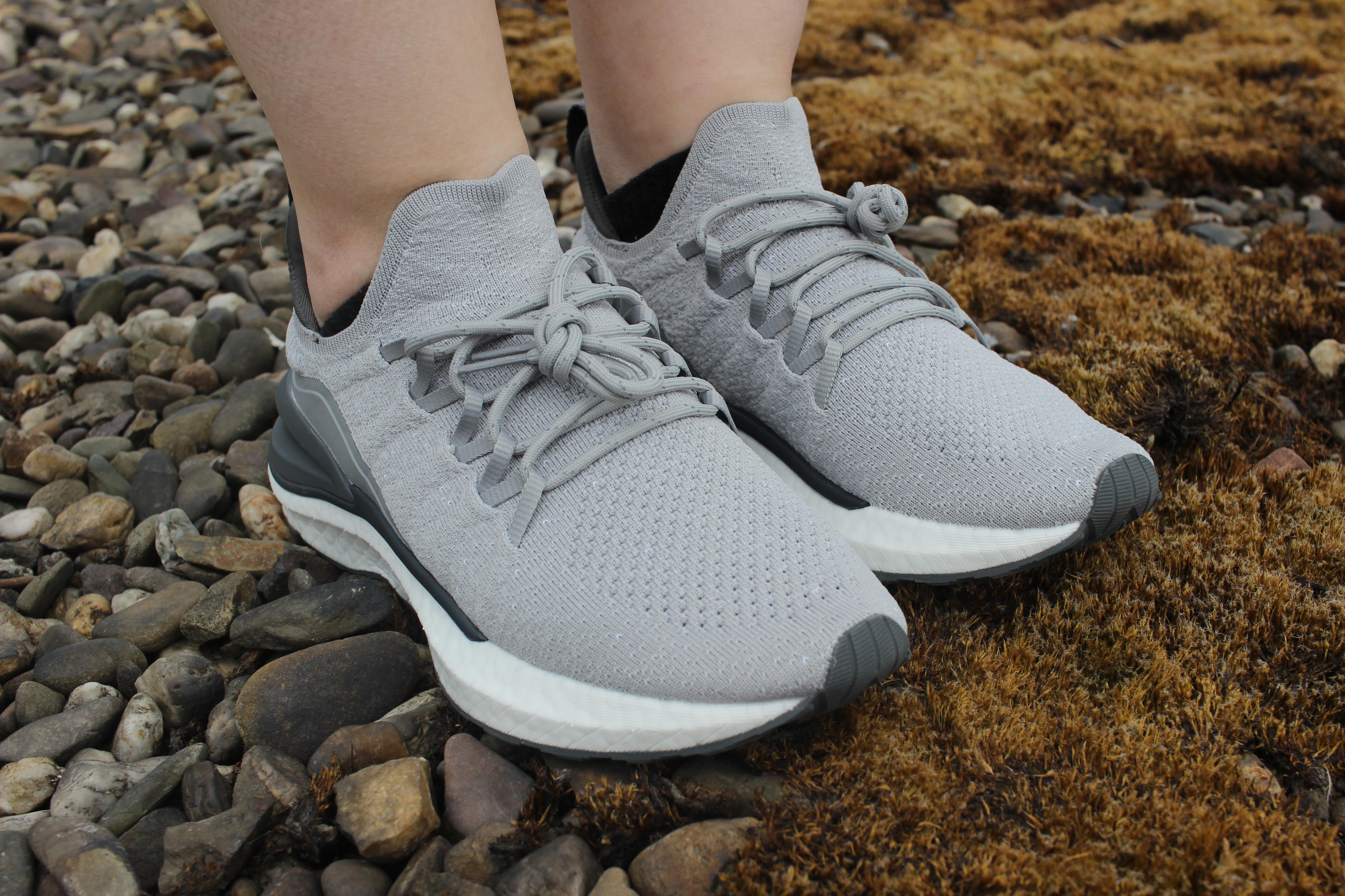 Xiaomi Mijia Fishbone Sneaker 4: Adidas