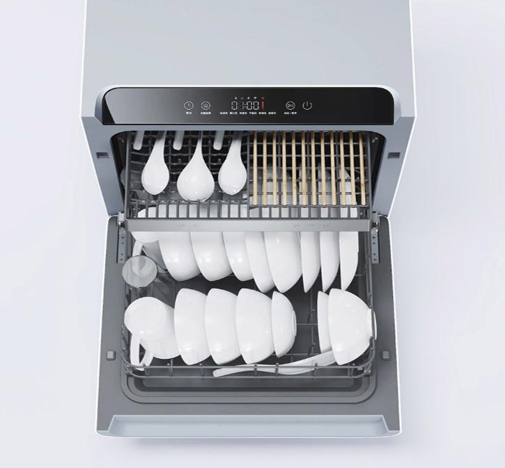 Xiaomi mini dishwasher volume