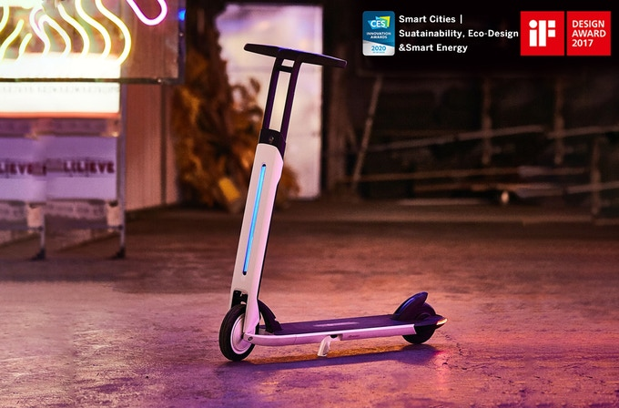 Ninebot KickScooter Air T15