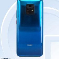 Redmi Note 10 Pro back