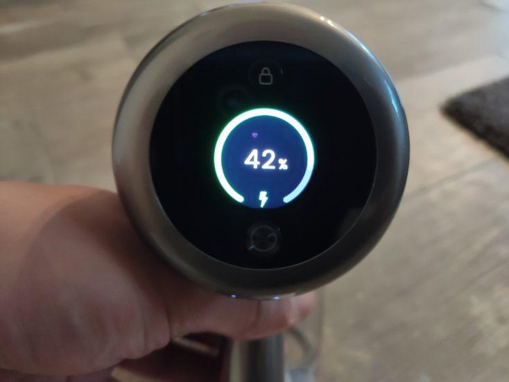 Dreame V11 cordless vacuum cleaner battery