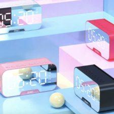 Speaker Alarm Clock Colors
