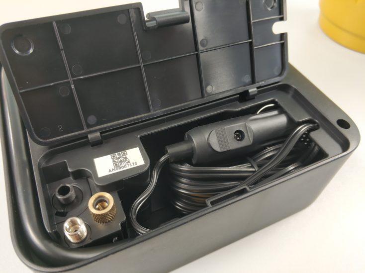 Xiaomi 70Mai electric air pump compressor cable
