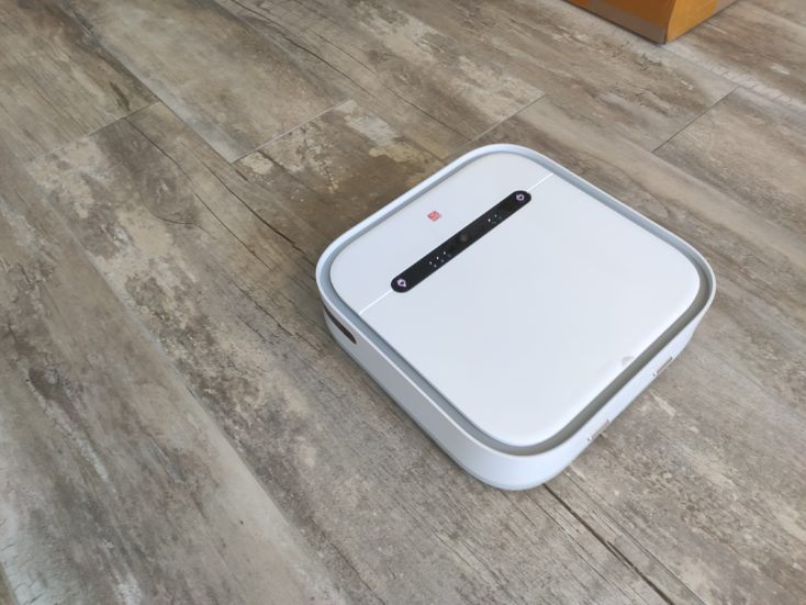Xiaomi SWDK ZDG300 Robotic Wiping Robot Wiping Function Application