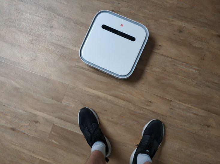 Xiaomi SWDK ZDG300 Wiping Robot Floor