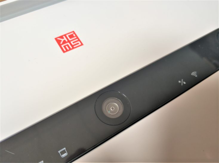 Xiaomi SWDK ZDG300 Wiping Robot Gyro Sensor Camera