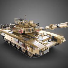 CaDA T90 tank