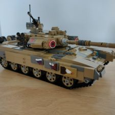 CaDA T90 tank C61003W with decals