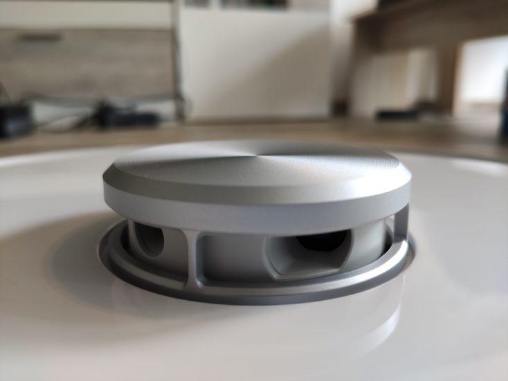 robot cleaner lidar navigation