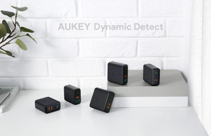 Aukey Chargers product range